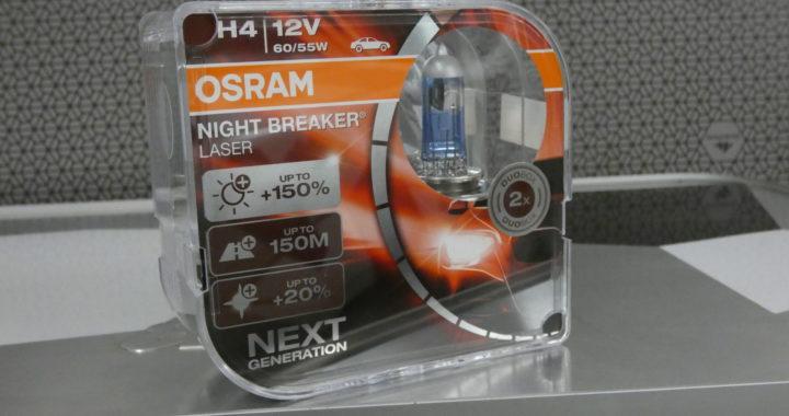 OSRAM Night Braker Laser